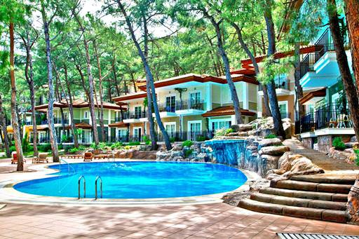 marmaris, Grand Yazici Club Turban (Hotel)
